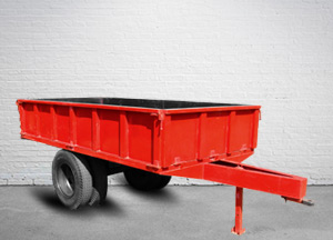 New and Used Farm Trailers for sale