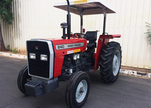 MF 240 Tractor for sale in Tanzania