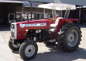 MF 350 Plus Tractors for sale