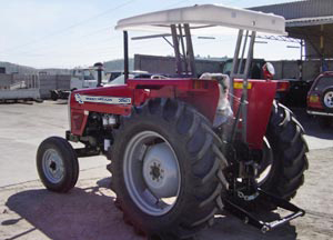 Massey Ferguson 350 Plus Tractors for Sale