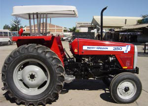 MF 350 Plus Tractors, Tractor dealers