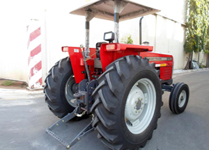 Massey Ferguson Tractor MF 375 for Africa