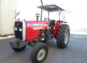 MF-375 Tractors Dealer in Africa