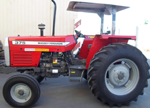 Massey Ferguson Tractors Supplier